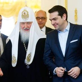 ΘΕΡΜΗ ΥΠΟΔΟΧΗ ΣΤΟΝ ΑΛΕΞΗ ΤΣΙΠΡΑ Πατριάρχης Κύριλλος: Συμπάσχουμε με τουςΕλληνες