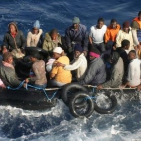 Η «έκρηξη» του μεταναστευτικού σεαριθμούς