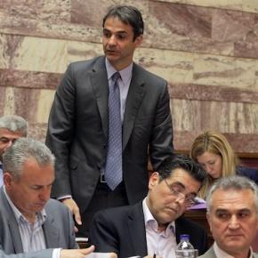 Συνέντευξη του κοινοβουλευτικού εκπρόσωπου της ΝΔ στον «ΕΤτΚ»Κυριάκος Μητσοτάκης: «Λίγος και πολύ κατώτερος των περιστάσεων ο κ.Τσίπρας»