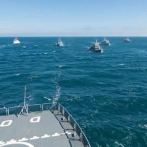 Και το τουρκικό ναυτικό στην άσκηση του ΝΑΤΟ στην Σκωτία[εικόνες]