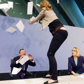 Μάριο Ντράγκι: «Είμαστε έτοιμοι για έναGrexit»