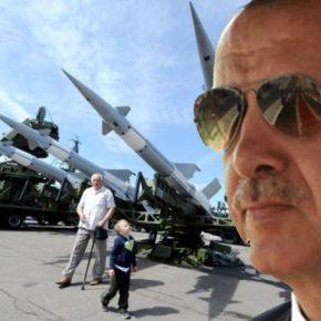 Ξερογλείφονται οι Τούρκοι με την ουκρανική πυραυλικήτεχνολογία