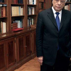 Μήνυμα Παυλόπουλου σε Ερντογάν για βελτίωση των ελληνοτουρκικών σχέσεωνΟι δυο πρόεδροι είχαν τηλεφωνική επικοινωνία κατά τη διάρκεια της επίσκεψης του Προκόπη Παυλόπουλου στο φυλάκιο της γέφυρας των Κήπων τουΈβρου.