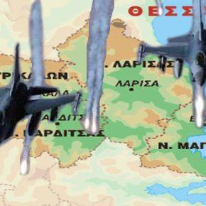 Τι συμβαίνει; – Δεκάδες ισραηλινά και ελληνικά μαχητικά έσκιζαν τον ουρανό όλη τηνύκτα
