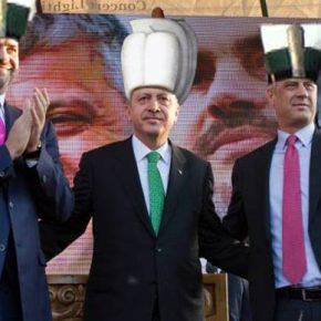 """Ετοιμάζονται οι """"καλοί γείτονες"""" – Αλβανός πρέσβης: Ισχυρή Τουρκία θα πει ισχυράΒαλκάνια!"""
