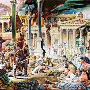 Άρθρο-φωτιά από την Τσεχία: «Η Ευρώπη μοιάζει να ζει τις ημέρες πριν την πτώση της Δυτικής ΡωμαϊκήςΑυτοκρατορίας»