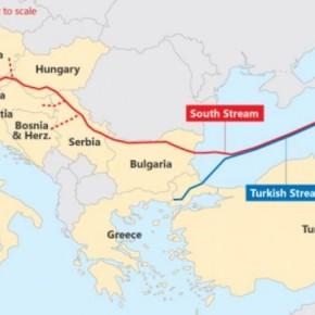 Αγωγός Πούτιν και τα κέρδη Ελλάδας-Τουρκίας