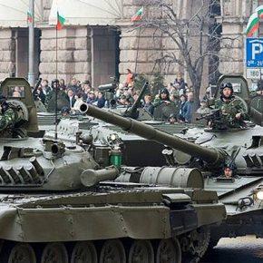 Κινητοποίηση του στρατού της Βουλγαρίας στα σύνορα μεΤουρκία