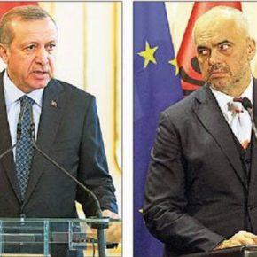 Ωμοί εκβιασμοί από Τουρκία και Αλβανία για αναγνώριση «Βόρειας Κύπρου» καιΚοσόβου