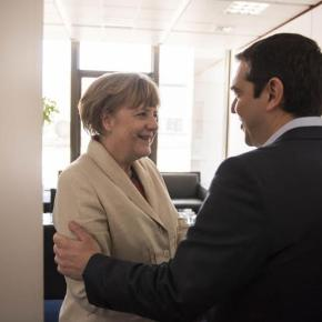 Μαξίμου: Επιτάχυνση διαδικασιών το αίτημα Τσίπρα στηνΜέρκελ