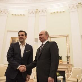 Τσίπρας-Πούτιν η συνάντηση! Τι είπαν στις πρώτες δηλώσεις τους-Ανανεωση