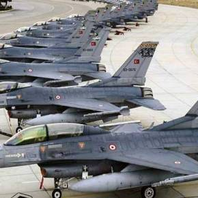 Αλλάζει δραματικά σε βάρος της ΠΑ το εναέριο ισοζύγιο ισχύος: Η τουρκική Αεροπορία ολοκλήρωσε την αναβάθμιση των F-16 block40&50