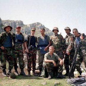 Εισβολή ενόπλων UCKάδων σε φυλάκιο στο Βορά τωνΣkοπίων!