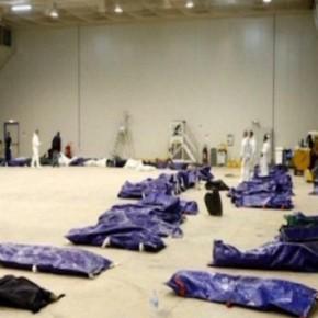 Υγρός τάφος η Μεσόγειος για 700 μετανάστες Παγκόσμιο σοκ προκαλεί η νέα τραγωδία στα νερά τηςΜεσογείου