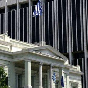 Σκληρή απάντηση ΥΠΕΞ στα «σενάρια» για σύνδεση Ελλάδας με τρομοκρατικάχτυπήματα