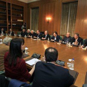 Κυβερνητικό αλαλούμ εν όψει του eurogroup της 24ης Απριλίου Βεβαιότητα για συμφωνία στην Αθήνα, απαισιοδοξία στην Ευρώπη και θέμα δημοψηφίσματος από τον Αλ.Φλαμπουράρη