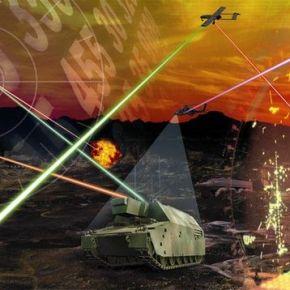 Τα όπλα lazer του ΑμερικανικούΣτρατού