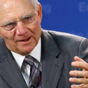 Σόιμπλε: Η γερμανική κυβέρνηση δεν θέλειGrexit