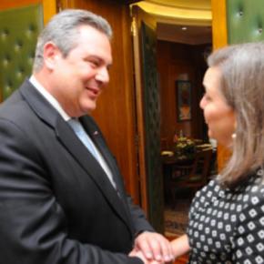 Τι «πλήρωσε» ο Καμμένος με την ακύρωση των ραντεβού στις ΗΠΑ με τον υπουργό ΆμυναςΚάρτερ