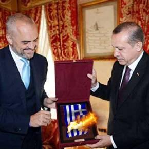 Toυρκικός δάκτυλος πίσω από τις Αλβανικέςπροκλήσεις;