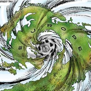 Η διάλυση τηςΕυρώπης