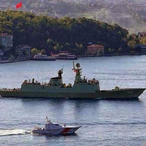 Στην Μαύρη Θάλασσα πέρασαν τα κινεζικά πολεμικά – Θα συνεκπαιδευτούν με το ρωσικόΝαυτικό