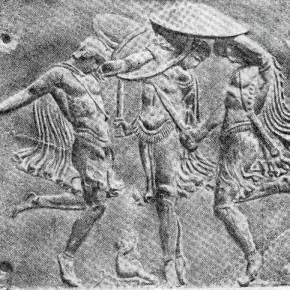 Ο ΠΟΝΤΟΣ ΖΕΙ! O αρχαίος Ελληνικός Ποντιακός πολεμικός χορός πυρρίχιος!(HXHTIKO)