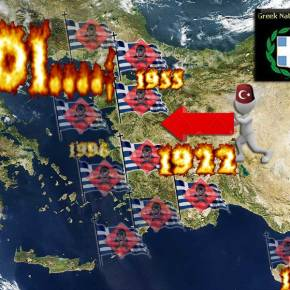 Κόλαση το Αιγαίο: Δεκάδες αερομαχίες και παραβιάσεις – «Θύελλα» από 40 ελληνικά και τουρκικάμαχητικά