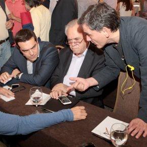 Νέα συνεδρίαση της πολιτικής ομάδας διαπραγμάτευσης το μεσημέρι του Σαββάτου Υπό τον πρωθυπουργό ΑλέξηΤσίπρα