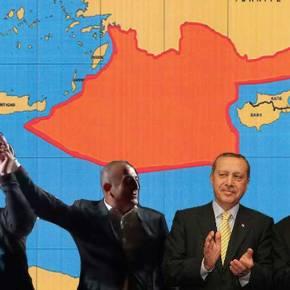 Οι Τούρκοι «εξαφανίζουν» Καστελόριζο απαιτώντας ΑΟΖ έως την Κρήτη και τηνΚύπρο