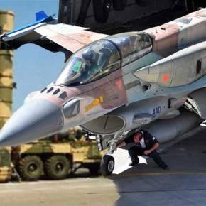 Η ισραηλινή αεροπορία «χρησιμοποίησε» τους ελληνικούς S-300 για να προετοιμαστεί για επιθέσεις στοΙράν