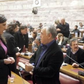 Χαμός σε συνεδρίαση του ΣΥΡΙΖΑ – Απασφάλισε η Ζωή και έστησε στον τοίχο τον Δραγασάκη – Τι αποκάλυψε οαντιπρόεδρος