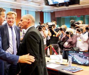«Ορατή» η συμφωνία-Παραμένουν ακόμη ανοιχτά μέτωπα ΝΕΟΣ ΓΥΡΟΣ ΔΙΑΒΟΥΛΕΥΣΕΩΝ ΣΤΟ BRUSSELS GROUP ΑΠΟ ΤΗΝΤΡΙΤΗ