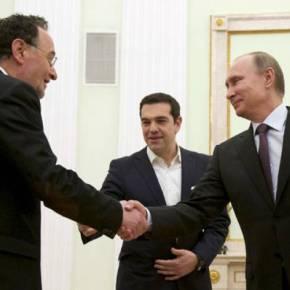 «ΘΑ ΑΠΟΦΕΡΕΙ ΤΕΡΑΣΤΙΑ ΟΦΕΛΗ ΣΤΗ ΧΩΡΑ»Π.Λαφαζάνης: «Ο Greek Stream θα γίνει παρά τις αντιδράσεις τωνΗΠΑ»