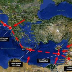 Πόλεμος «ξέσπασε» μεταξύ Ρωσίας- ΗΠΑ πάνω από την Ελλάδα λόγω του φυσικούαερίου