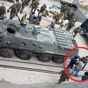 Ξεκίνησε ο πόλεμος ανάμεσα σε Αλβανούς και Σκοπιανούς στην περιοχή τουΚουμάνοβο