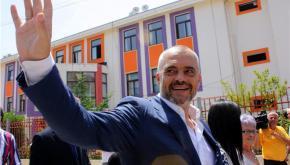 Αναφερόμενος στο θέμα της υφαλοκρηπίδας -Ράμα: Δεν θα διαπραγματευτούμε το εθνικό συμφέρον για χάρη της καλής γειτονίας με τηνΕλλάδα