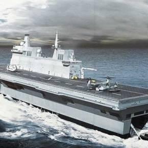 Το σχέδιο του Τουρκικού Ναυτικού για ελικοπτεροφόρο σε Αιγαίο και Ανατ.Μεσόγειο