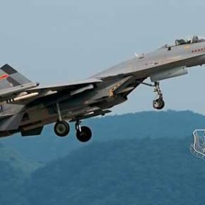 J-11D: Με αυτό το μαχητικό θέλει να φοβίσει τον κόσμο ηΚίνα