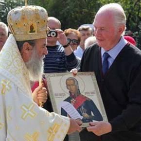 Τα λείψανα του Ρώσου ναυάρχου Ουσάκωφ μεταφέρθηκαν σε μοναστήρι στηνΚεφαλονιά