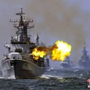 Ρωσο-κινεζική ναυτική αρμάδα κάτω από την Κρήτη « ζεσταίνει τηνπεριοχή»!