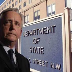 Το Στέιτ Ντιπάρτμεντ «αποκεφάλισε» τον Αμερικανό πρεσβευτή στην Αθήνα λόγω«ανεπάρκειας»