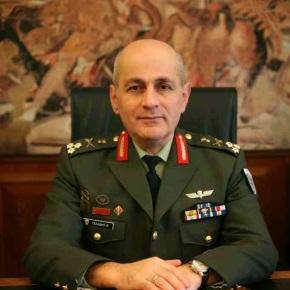 Συνάντηση Α/ΓΕΣ με τον Υποδιοικητή Αμερικανικής Διοίκησης ΣτρατιωτικήςΒοηθείας