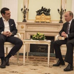Τι είπαν Πούτιν-Τσίπρας σε τηλεφωνική επικοινωνία για τον νέοαγωγό
