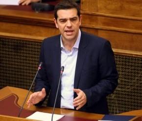 Tσίπρας: Συμφωνία, ειδάλλως το έγκλημα της δημοκρατίας δεν θα έχει σιγαστήρα «Θα ανεχθούν οι εταίροι όχι μια αριστερή κυβέρνηση, αλλά τηδημοκρατία;»
