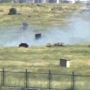 Τινάχθηκε στον αέρα τουρκική αποθήκη πυρομαχικών στα σύνορα με Συρία – Επιχείρηση Σύρων καταδρομέων;(vid)
