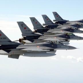 Σκληρές εμπλοκές με τουρκικά F -16 στη Λέσβο με τον Έλληνα ΥΠΕΞ να είναι στηνΤουρκία