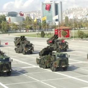 Τουρκία: Στη δεκάδα των ισχυρότερων στρατιωτικάχωρών…