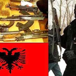Συγκεντρώνονται πάνοπλοι Αλβανοί του UCK στα βουνά τηςΠΓΔΜ