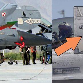 Τουρκικά F-16 επιδεικνύουν σήματα kill (κατάρριψης) Συριακού Mig-23 και Συριακού ελικοπτέρουMi-17